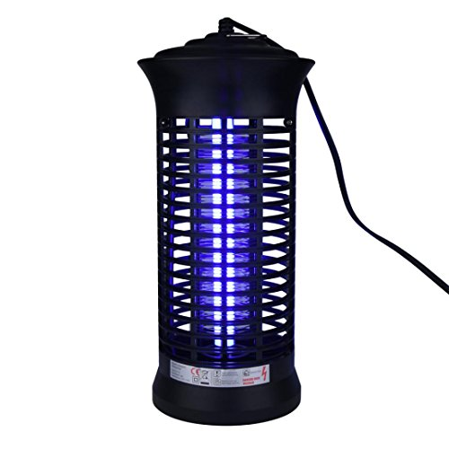 Stheanoo Electronic Bug Zapper Socket Electric Mosquito Bug Trap Night Lamp Insect Killer Lamp Fly Pest Control Mosquito Killer by Stheanoo Zapper