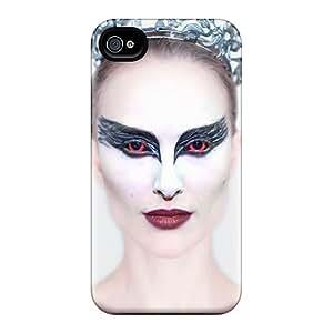 Defender Cases For Iphone 6, Black Swan Pattern