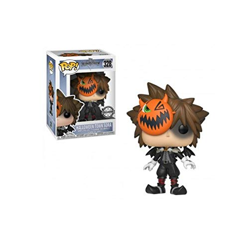 Funko - Disney Kingdom Hearts Gift Idea, Statues, Hobby, Comics, Manga, TV Series, Multicoloured, 14958]()