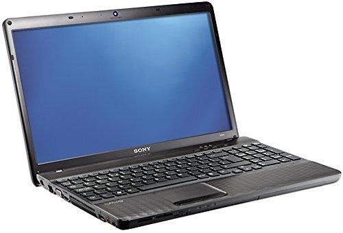 "Sony - VAIO VPCEH25FM/B Laptop PC - Intel i3-2330M 2.2GHz, 15.5"" Display, 4GB Memory, 640GB Hard Drive, DVD Burner, Windows 7 Home Premium"