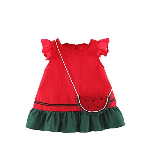 Baby Dresses Sleeveless Baby Dress Infant Kids Girl