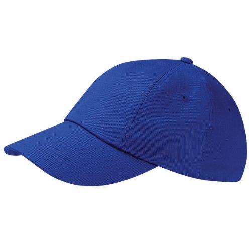 Azul de Unisex grueso eléctrico bajo Beechfield drill perfil calidad primera Piscina de algodón Visera 100 Gorra Verano qw7SZFEU