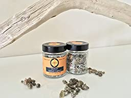 Sicilian Salted Capers of Pantelleria