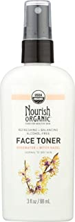product image for Nourish Organic (NOT A CASE) Refreshing & Balancing Face Toner Rosewater + Witch Hazel