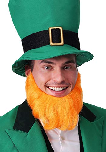 Fun Costumes Adult Leprechaun Beard Standard -