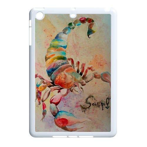 Carcasa Personalizada para iPad Mini, diseño de escorpión ...