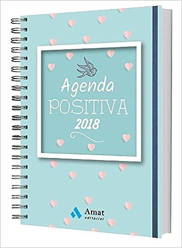 Agenda Positiva Castellano 2018: 9788497359795: Amazon.com ...