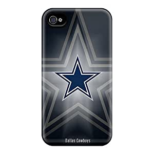 Dallas Cowboys Cases Compatible With Iphone 6/ Hot Protection Cases by runtopwell