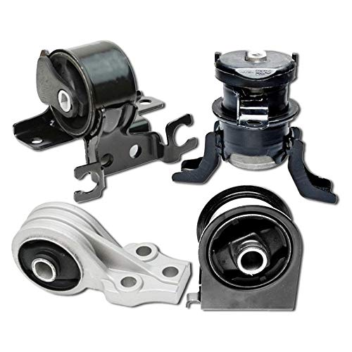 K1032 Fits 2005-2012 Ford Escape 3.0L Engine Motor & Trans Mount Set 4 PCS : A5446, A5481, A5412, A5441