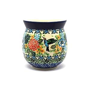 Polish Pottery Mug – 15 oz. Bubble – Unikat Signature U3271