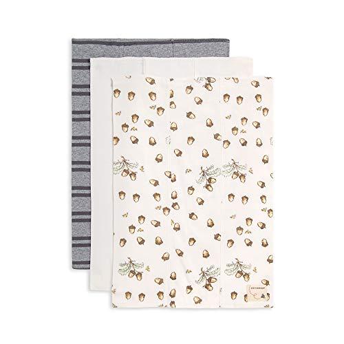 Burt's Bees Baby - Burp Cloths, 3-Pack Extra