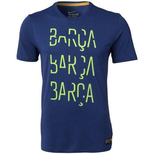 Nike FC Barcelona Covert T Shirt XXL
