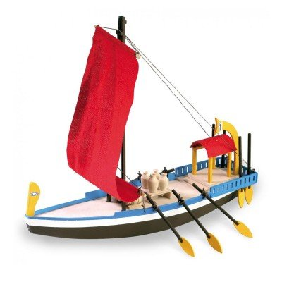 Artesanía Latina 30507 Cleopatra Egyptian Boat Building Kit ()