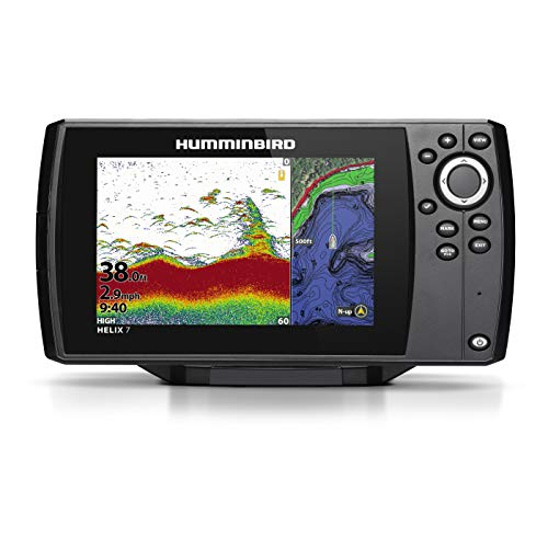 (Humminbird 410930-1 Helix 7 Chirp GPS G3 Fish Finder)