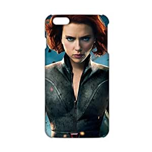 Cool-benz black widow the avengers (3D)Phone Case for iPhone 6plus