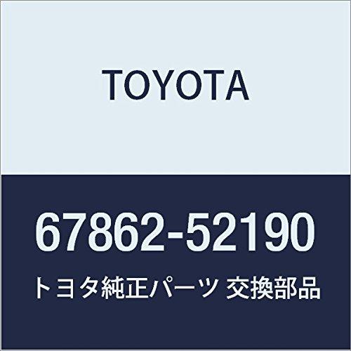 TOYOTA Genuine 67862-52190 Door Weatherstrip