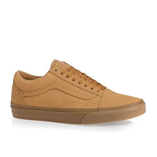 Adulto Unisex Vansbruck Vans U Zapatillas Skool Mono Gum Light Old nUqnaZX