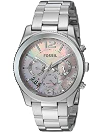 Fossil Women's ES4173 Perfect Boyfriend Sport Multifunction Stainless Steel Watch