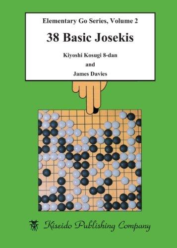 38 Basic Joseki (Elementary Go Series, Vol. 2) (Ekementary Go Series)