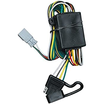 amazon com tekonsha 118336 t one connector assembly with converter rh amazon com Honda Pilot Tow Harness Parts 2011 Honda Pilot Towing Harness