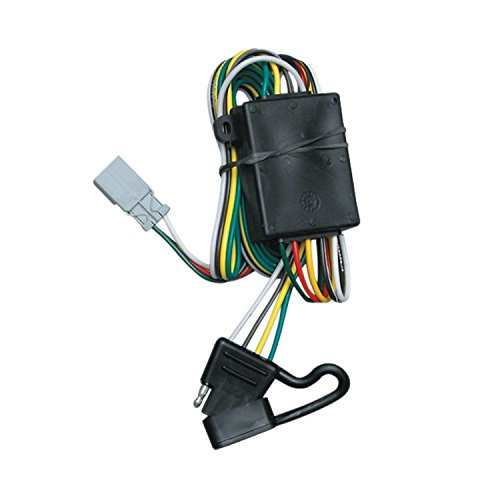 41UlkWt4HTL amazon com tekonsha 118336 t one connector assembly with Ford Fusion Trailer Wiring Harness at crackthecode.co
