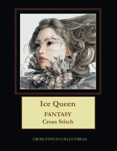Ice Queen: Fantasy Cross Stitch Pattern