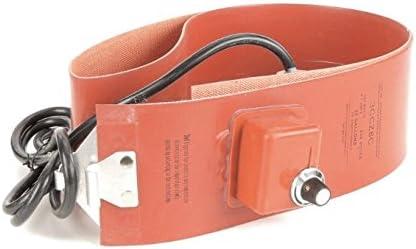 Model #SHD-55-4I-230-1500 55Gal 1500Watt BEEHE Metal drum heater 230 Volt
