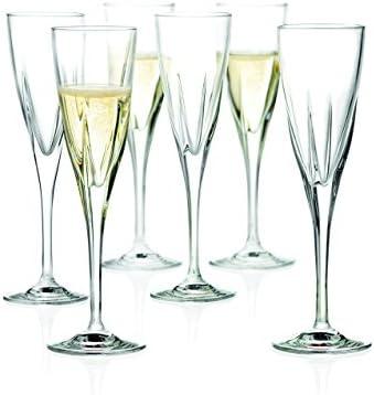 RCR Set Copa Para Champán 6 Uds. Champagne