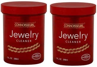 Connoisseurs Jewelry Cleaner (2 X 7fl Oz) / Connoisseurs Jewelry Cleaner (2 X 7fl Oz)