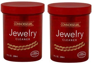 Connoisseurs Jewelry Cleaner (2 X 7fl Oz)