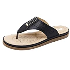 Our Product Upper/Insole/Outsole/Lining Material:PU/PU/Rubber/PU Gender:Women Item Type: Sandals Pattern:Solid Appropriate season:Summer Occasion:Indoor&Outdoor,fashion,Leisure,Beach Note: Due to lighting effects, monitor's brightness/con...