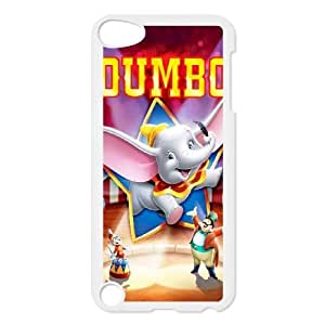 Dumbo For Ipod Touch 5 Cases Cover Cell Phone Cases STP360986