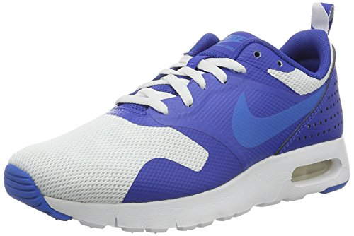 Nike Air Max Tavas (Gs), Zapatillas de Running para Hombre Blanco (Blanco (white/photo blue-game royal-black))