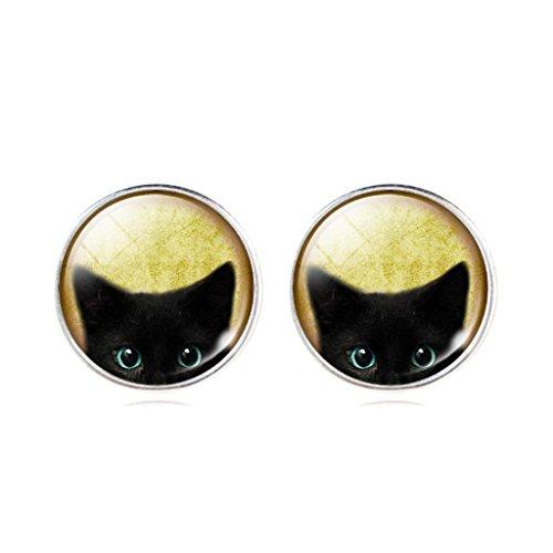 Jiayiqi Lovable Earrings Gemstone Accessory product image