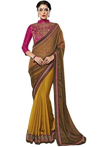 Jay Sarees Diva Rajguru Bollywood Designer Saree e9vhoVfirA