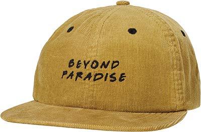Globe Cord Cap Gorra, Hombre, Mustard, Talla Única: Amazon.es ...