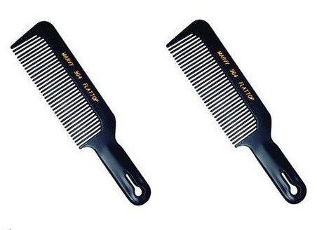 Top Comb - Marvy Flat Top Comb #904 (2-pack)