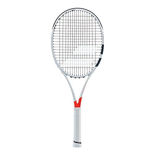 - Babolat Pure Strike 26 Junior Grey/Orange/White Tennis Racquet (4