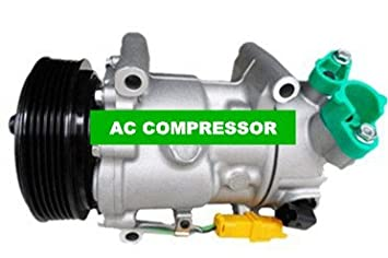 Amazon com: GOWE AUTO AC COMPRESSOR for AUTO AC COMPRESSOR