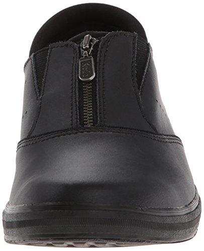 Zip Pacey Keds Leather Black Sneaker Leather Up Womens Keds Womens 7RvxU