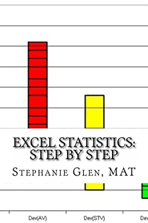 Counting Number worksheets maths probability worksheets : Excel Statistics: Step by Step, Stephanie Glen - Amazon.com