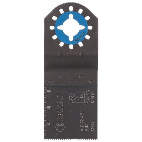 Bosch Pro Tauchsägeblatt Metall für Multifunktionswerkzeuge Starlock (AIZ 32 AB)