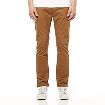 Riders by Lee Men Slim Stretch Chino, Cinnamon, 29