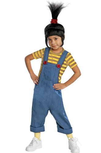 Agnes From Despicable Me - Despicable Me Deluxe Childs Costume, Agnes