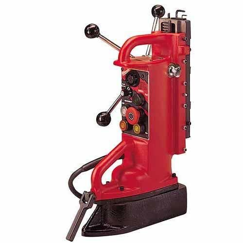 - Milwaukee 4203 Adjustable Position Electromagnetic Drill Press Base