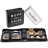 The Dapper Chap 'Buff & Shine' Shoe Cleaning Kit