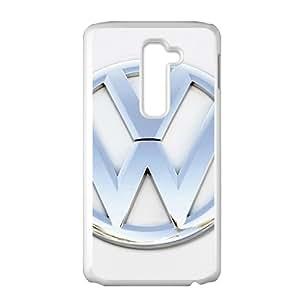 volkswagen beetle logo 3D Phone Case for LG G2