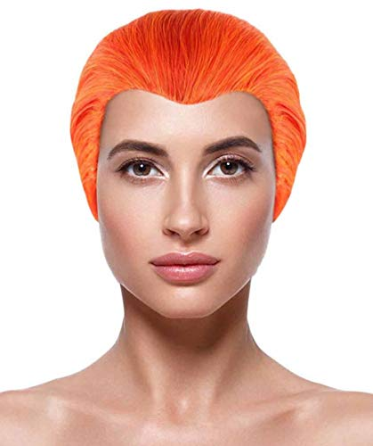 Mystique X Men Costume (HalloweenPartyOnline Wig for Cosplay X-Men Mystique)