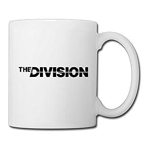 Christina Tom Clancy's The Division Ceramic Coffee Mug Tea Cup White
