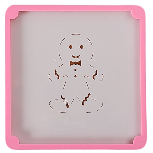 Stencil Frame (Cookie Decorating Stencil FrameMagnetic Stencil Frame-Two different thicknesses stencil holder)